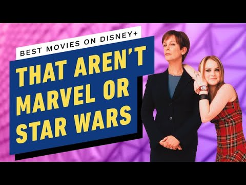 Best Movies on Disney+ (That Aren't Marvel or Star Wars)