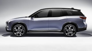 2018 NIO ES8 - 7-Seater High Performance Electric SUV