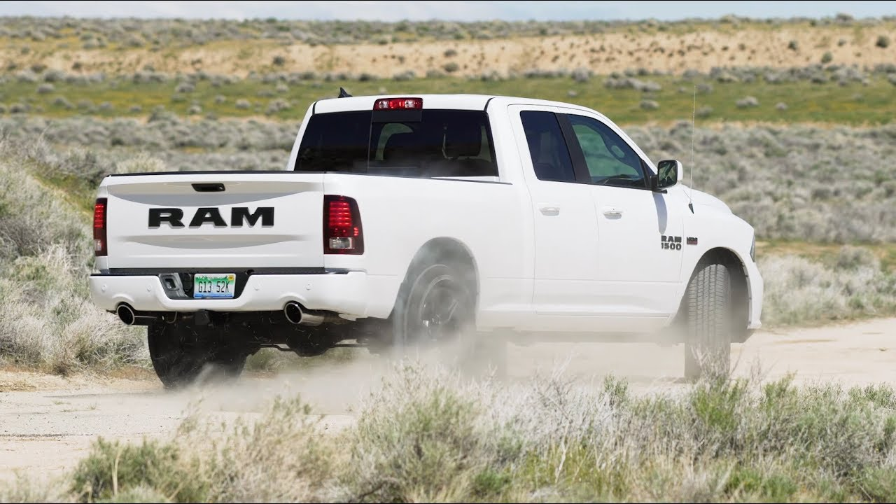 2017 Ram 1500 Night Edition Review Vs Ford F 150 Youtube