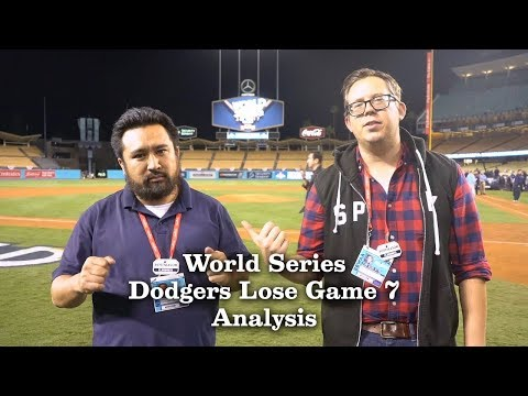 Analysis: Dodgers Lost The World Series | Los Angeles Times