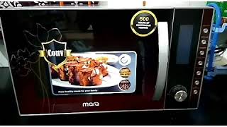 MarQ Microwave Oven - Best in market