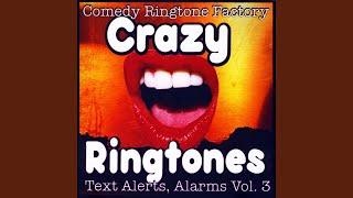 I Was Drunk Ringtone Text Alert Alarm