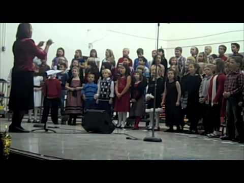 hayward primary winter concert 2010