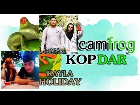 Kopdar Camfrog Indonesia 2017 Kayla Holiday Sulsel