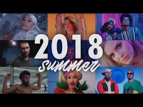 SUMMER HITS 2018 | Mashup +100 Songs | T10MO