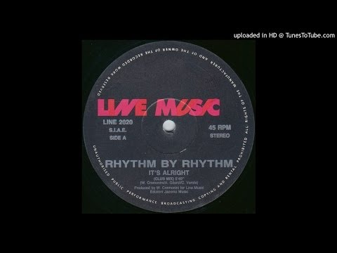 Rhythm By Rhythm -- It's Alright (Club Mix)