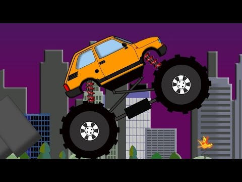Truck Games - Monster Truck Demolisher - part 2 from YouTube · Duration:  21 minutes 31 seconds