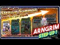 [FFBE] Arngrim: Step Up  Summon