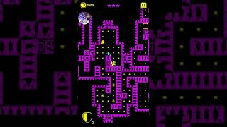 Tomb of the mask levels 191- 200 all dots and stars