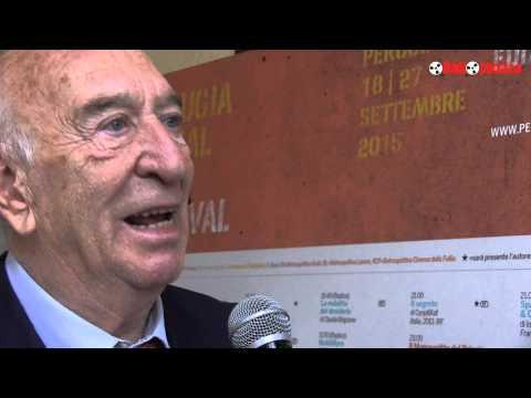#PerSo 2015 - Giuliano Montaldo: perché andare al cinema