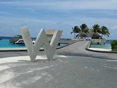 The W Resort, Maldives
