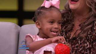 A Mom Needing Help with her Black Daughter's Hair || STEVE HARVEY