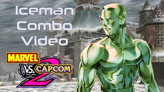 Short video of some of Iceman's basic combos, solo and assists as w...