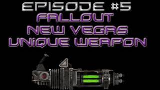 Fallout New Vegas Gun Runners Arsenal - Unique Weapon Sprtel-wood 9700
