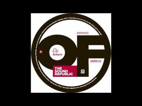 The Sound Republic - Bumpin Enjoyment (Jason Hodges Reading Minds Remix)