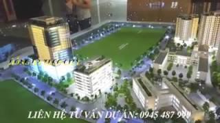 Tổng quan khu đô thị Hồng Hà Eco City - Tứ Hiệp - Thanh Trì - Hà Nội