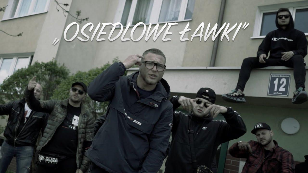 Kubańczyk - Osiedlowe Ławki ft. Małach