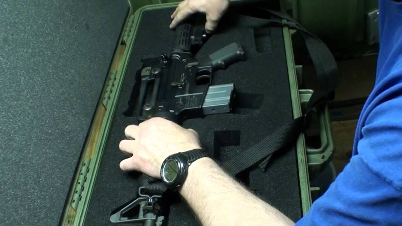 Plasti Dip Your Gun Case Foam Youtube