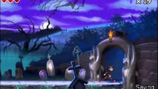 Hotel Transylvania Gameplay {Nintendo 3DS} {60 FPS} {1080p} Top Screen