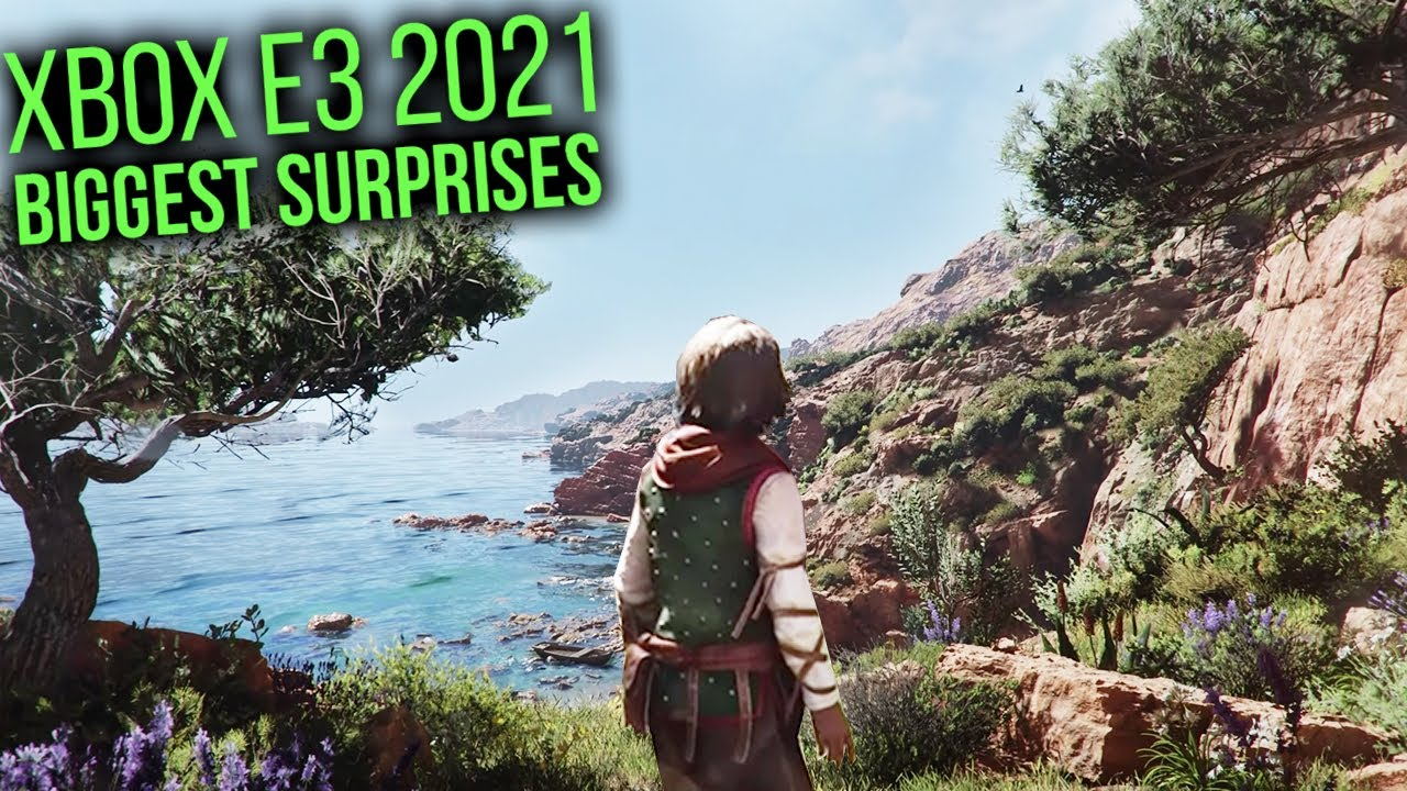 Download XBOX E3 2021: 10 Biggest Surprises [4K]
