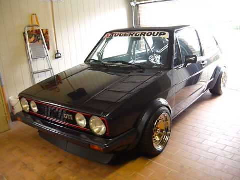 vw golf 1 gti pirelli youtube. Black Bedroom Furniture Sets. Home Design Ideas