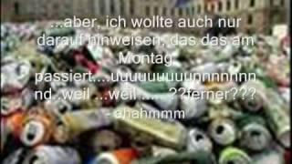 Der beste Polizei Anruf - Herr Kirschnerhofer will unerkannt bleiben ;-) BEST 2008