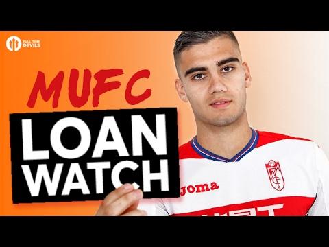 LOAN WATCH: Pereira, Januzaj, Borthwick-Jackson | Manchester United
