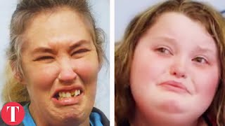 Honey Boo Boo Wants Nothing To Do With Mama June