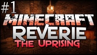 Minecraft: Reverie (The Uprising) - THE ANGRY SKULL! (Part 1)