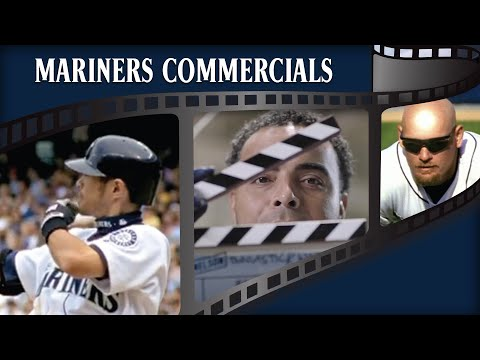 2017 Mariners commercial shoot - behind the scenes