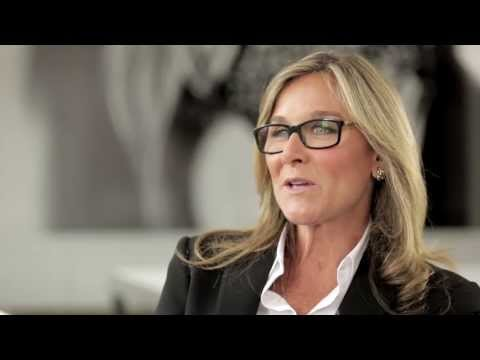 Authentic Branding for a Global Audience: Angela Ahrendts (Future of StoryTelling 2013)