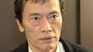 遠藤憲一、顔を怖がる共演者への対処法/映画『アウト&アウト』インタビュー