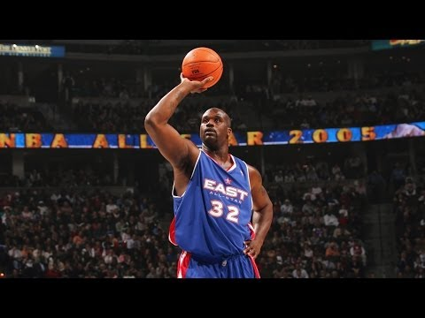 Shaquille ONeal - All-Star Memories