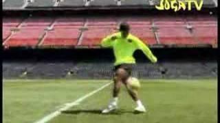 Joga Bonito Stilo Ronaldinho