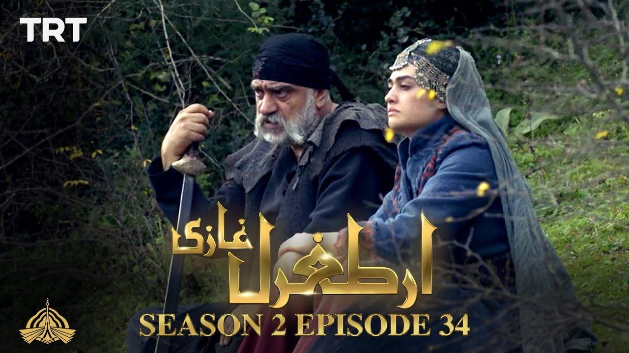 Ertugrul Ghazi Urdu - S02E34