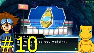 Digimon Adventure PSP Patch V5 Parte #10