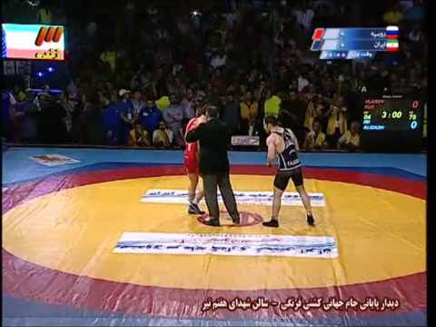 2014 Greco-Roman Wrestling World Cup - Russia vs Iran