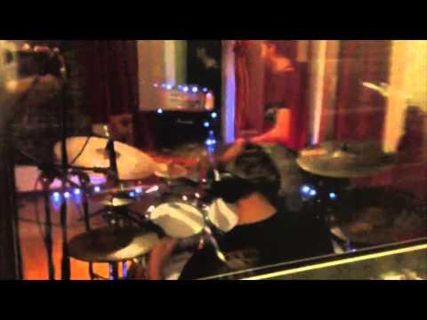 Trentapassi Drum Session @ Crossroad Recording Studio _ Album Day 1