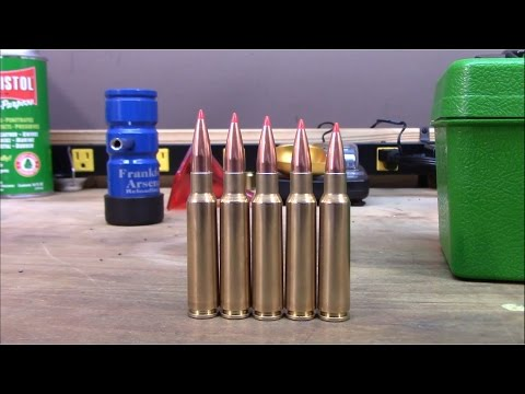 7.5x55 Swiss Reloading Journal 4 - OAL tests for the K11
