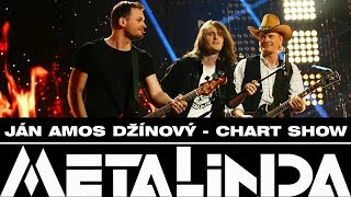 Metalinda J n Amos D nov - CHART SHOW Interview METALINDA.mp3