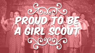 GSPeaks: Proud To Be A Girl Scout