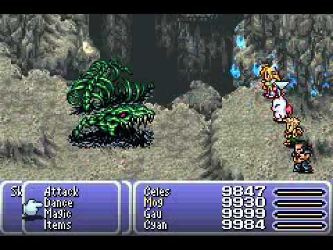 Ff Vi Advance Skull Dragon Redux Youtube