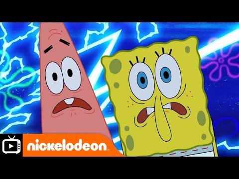 SpongeBob SquarePants   Scaredy Halloween Pants   Nickelodeon UK