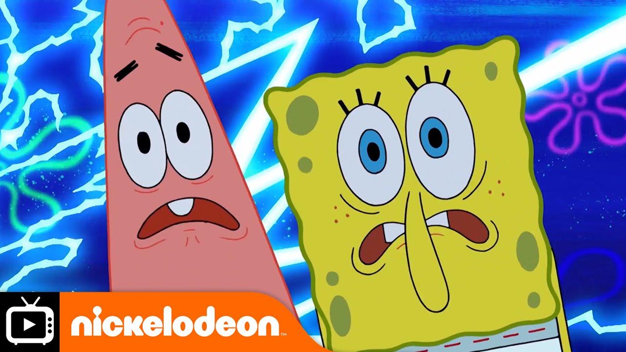 nickelodeon spongebob schwammkopf