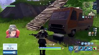 GETTING SQUAD LEADER | FORTNITE LIVE | Damian Gaming
