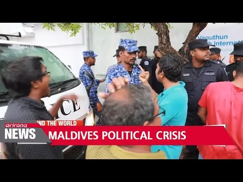 Maldives extends state of emergency by 30 days