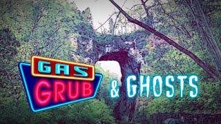Natural Bridge Virginia - Gas, Grub, and Ghosts