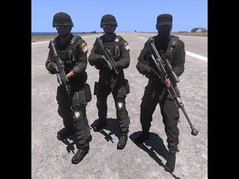 ARMA 3 POLİS ÖZEL HAREKAT ŞAFAK OPERASYONU TÜRK ONLINE GAMER