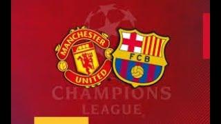 Best match ever at first half fc barcelona 5-0 manchester united ezzzzzzzzzzzzzzzzzzzzz
