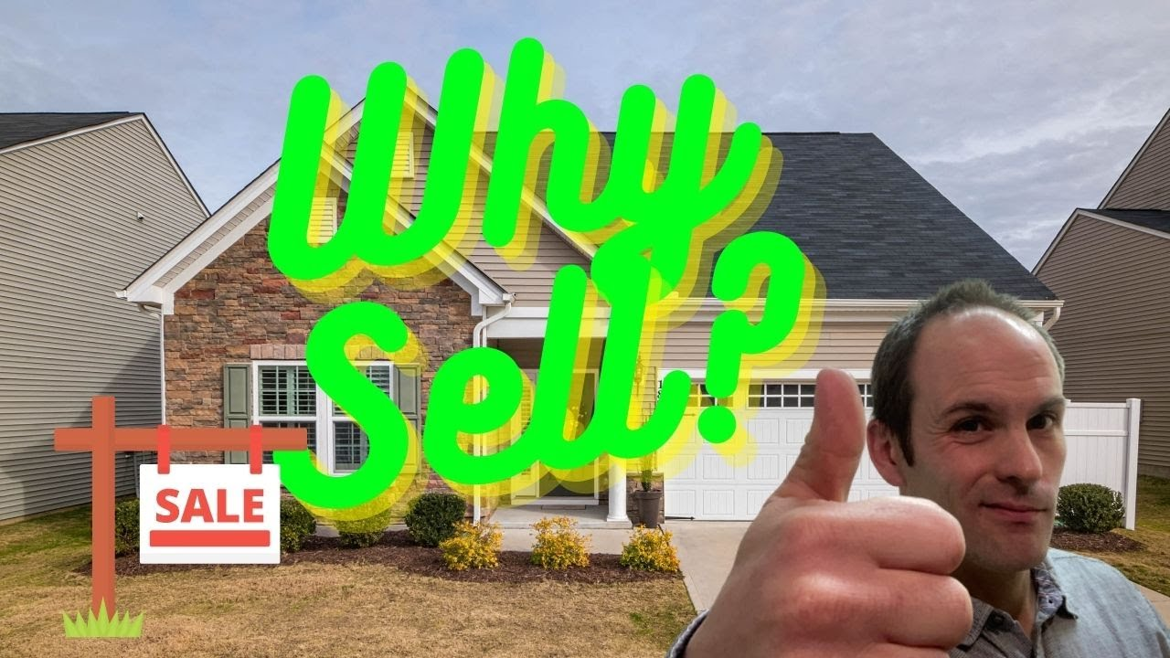 Top 7 Reason Why Now is A Good Time To Sell Your Home